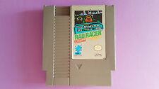 RAD RACER / jeu Nintendo NES / PAL B FRA