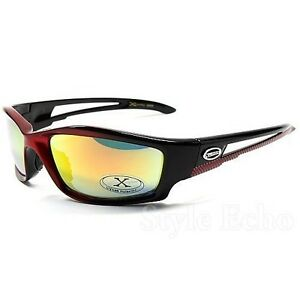 XLoop-Hawk-Eye-Sport-Shades-Wrap-Around-Mens-Designer-Sunglasses-New