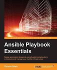 Ansible Playbook Essentials by Gourav Shah (Paperback, 2015)