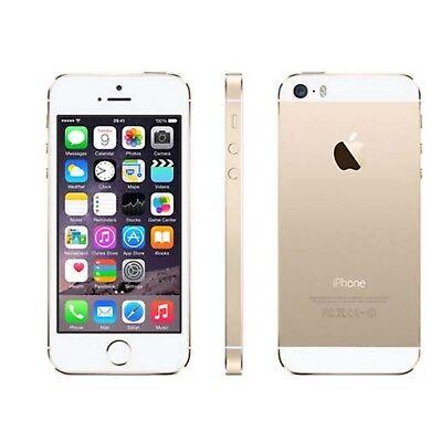 Movil Apple iPhone 5s A1457 16 GB Dorado Usado   C