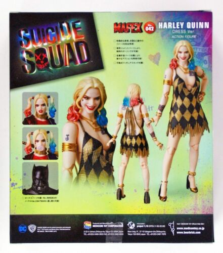 DC Mafex Suicide Squad Harley Quinn Action Figure #42