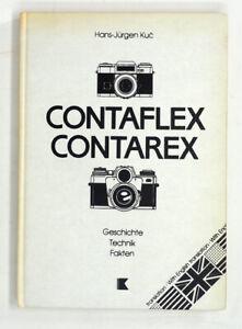 Hans-Jurgen Kuc Contaflex/Contarex German Edition