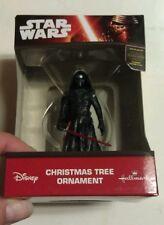 Hallmark Star Wars EPVll Lead Villian Disney  Christmas Ornament  Resin Holiday