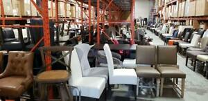 Warehouse Sale Kitchen Island Chairs Bar Stools High Chairs Swivel Counter Stools with Back n Backless Ontario Preview