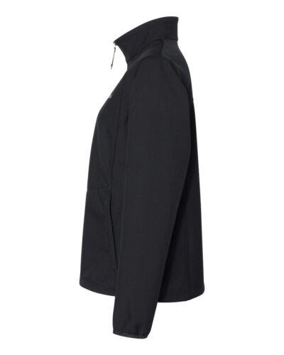 Columbia Softshell 2x Femmes S Ridge Veste Noir Kruser Tailles wzpwv