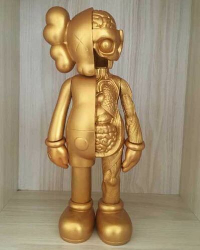 20cm 8inch KAWS Dissected Companion Action Figures Kids Original Fake Toys UK