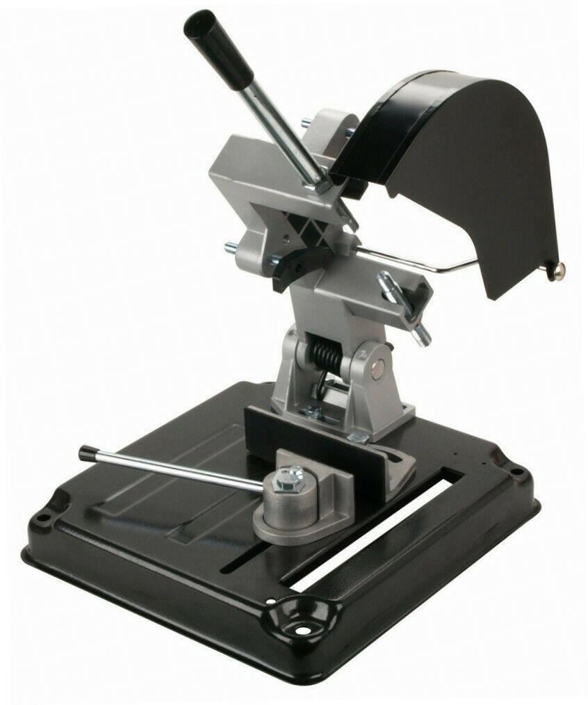 Wolfcraft 5018000 1 Trennständer für Winkelschleifer Ø 180 und 230 mm 330 x...