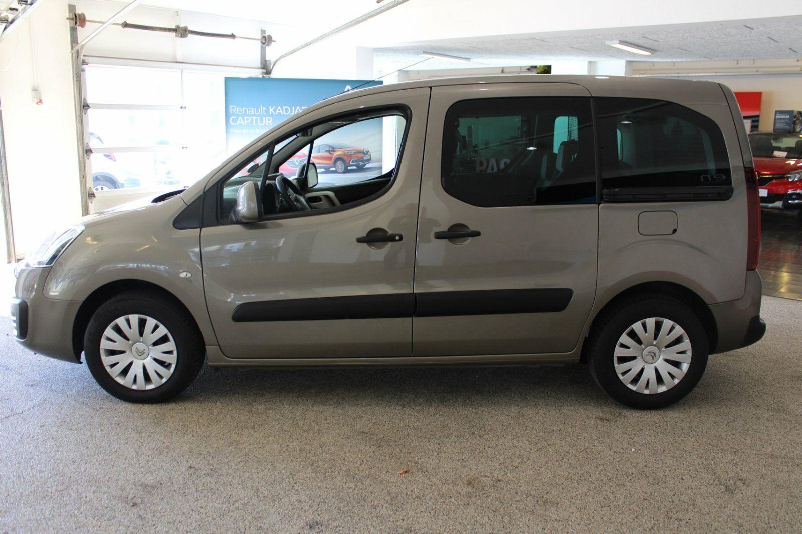 Citroën Berlingo 1,6 BlueHDi 100 Feel - billede 1