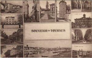 CPA Souvenir de TOURNUS (121825)