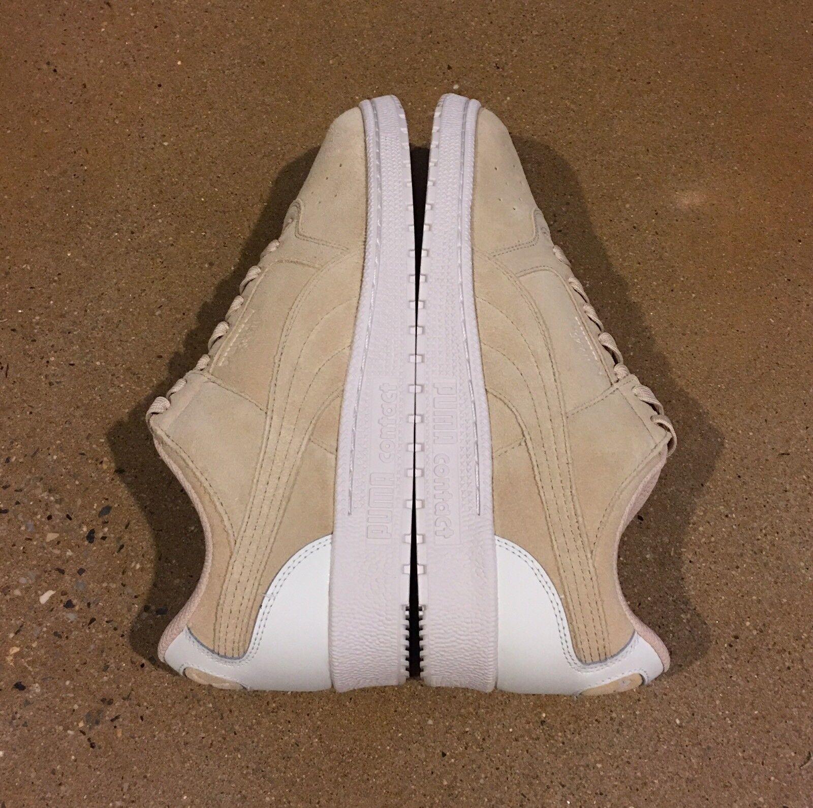 Puma Sky II Lo Size 10 US Natural Vachetta Basketball Trainers Shoes Scarpe da Ginnastica