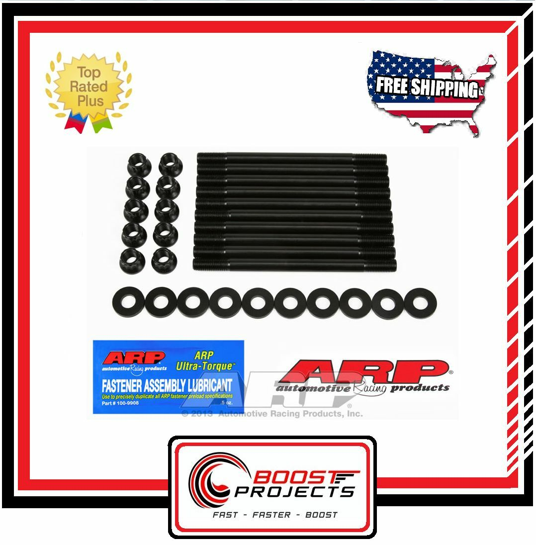 Head Stud Kit  SRT4 Turbo PT 2003 /& UP ARP 141-4204 Dodge Neon SRT-4 2.4L