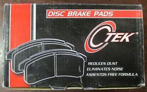 Drum Brake Shoe-C-TEK Brake Shoes Rear Centric 110.07790