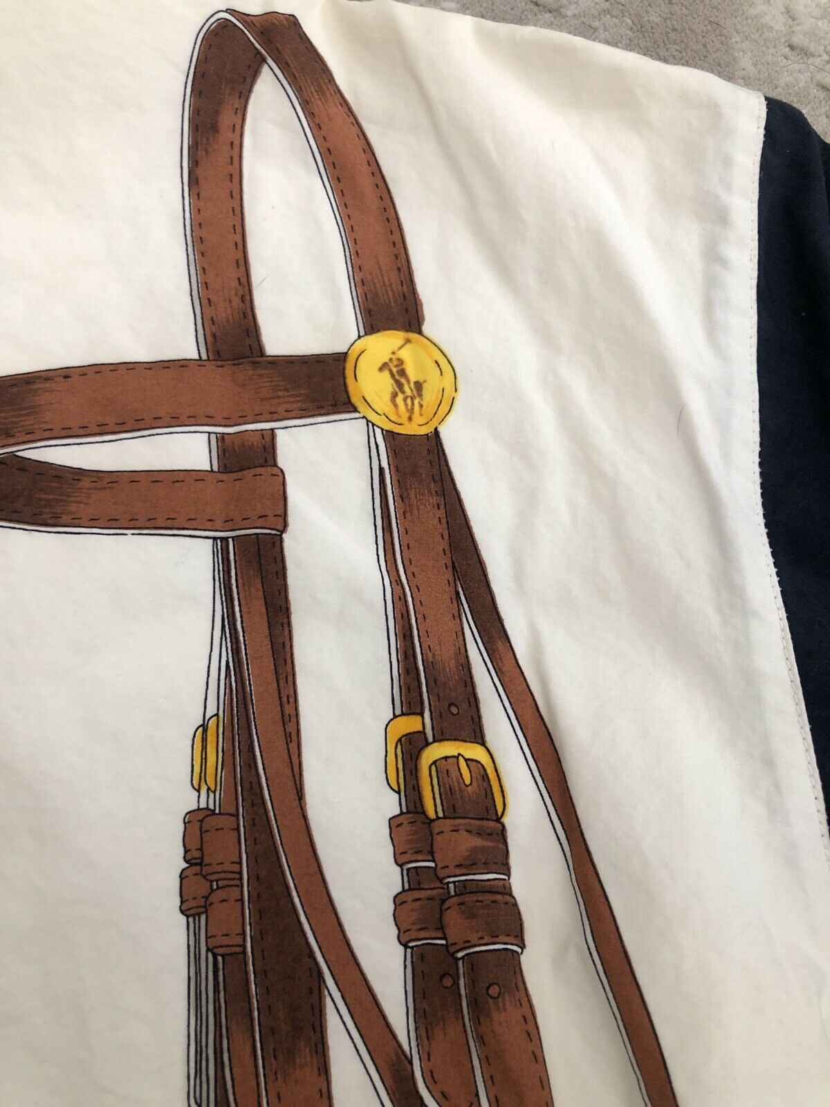 GRAIL! VTG POLO RALPH LAUREN GRAPHIC WING 1992 Wi… - image 10