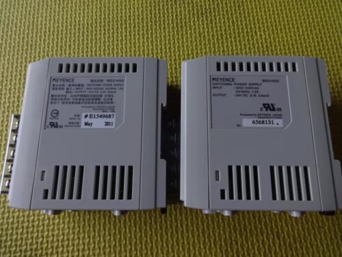 1pcs Keyence switching power supply MS2-H50