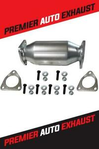 2007-2009 Acura MDX REAR Catalytic Converter 3.7L Direct Fit Highest Grade Catalyst With Gaskets Canada Preview