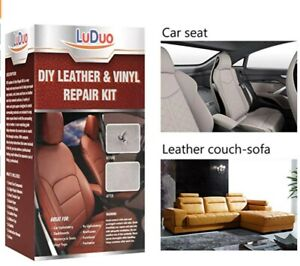 Leather Vinyl Repair Kit Restorer For Furniture Couch