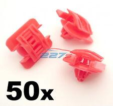 50x PORTA bumpstrip, lato stampaggio tagliare clip per RENAULT CLIO mk1 (90-98)