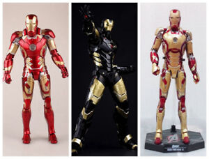 1-6th-Scale-The-Avengers-Iron-Man-HC-MARK-42-43-Action-Figure-Toy-no-box