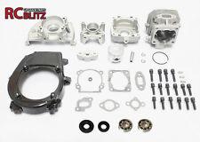 King Motor 30.5 ccm Big bore upgrade kit von 2 auf 4 Bolt für CY Zenoah (TS081)