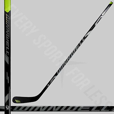 NEW 30 Flex Lists @ $68 Winnwell Q5 Youth Composite Hockey Stick With Grip