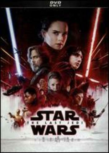 Star Wars Episode Viii The Last Jedi Dvd 2017 For Sale Online Ebay