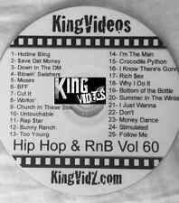 HipHop, Rap & RnB Music Videos DVD Vol 60! Kid Ink Tyga Future Rick Ross Drake