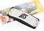 Naruto-Head-Band-Leaf-Village-Silver-Anime-Symbol-Sasuke-Kakashi-Cosplay-US-Ship thumbnail 1