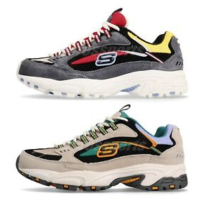 Cutback Lifestyle Chucky Daddy Sneakers Mens Shoes Stamina Skechers On0XZN8kPw
