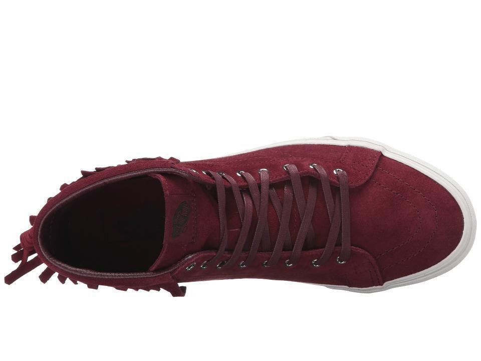 vans - sk8 salut gpm (suÈde) port - vans royal / blanc patiner chaussures femme taille 7 af09c9