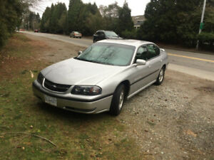 Chevy Impala for sale
