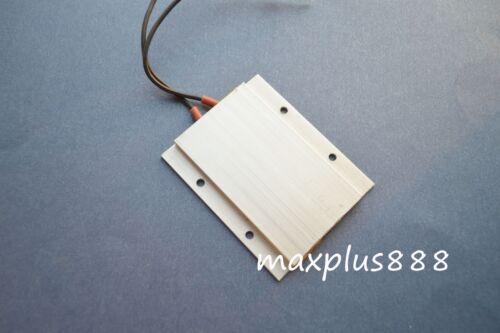 1pcs  220V 100W Thermostat PTC Aluminum Heating Ceramic Heater 100℃
