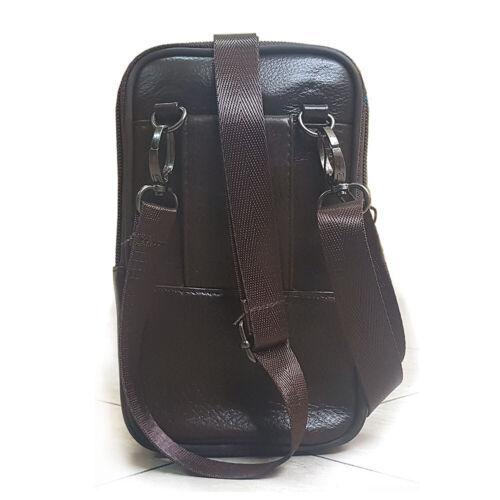 NEW Mobile Phone Belt Pouch Purse Fanny Pack Waist Bag Messenger Bag Mini Cross