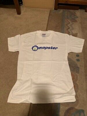 New Napster Music 1999 Vintage Mens T-Shirt