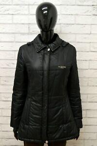 Giubbino-Donna-VALENTINO-Taglia-S-42-Giubbotto-Giacca-Cappotto-Jacket-Woman-Nero
