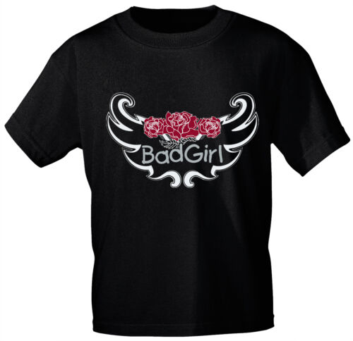 06932 Kinder ♥ Bad Girl T-Shirt 86 92 98 104 116 128 140 146 152 164