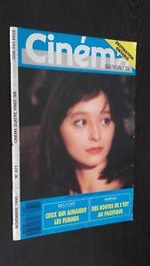 Rivista Cinema Novembre 1990 N°471 Quelli Che Amore I Donna Be