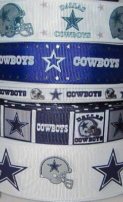 Dallas Cowboys Flat Resins...LOT of 4