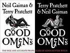 Good Omens: The Nice and Accurate Prophecies of Agnes Nutter, Witch by Neil Gaiman, Terry Pratchett (Hardback, 2006)