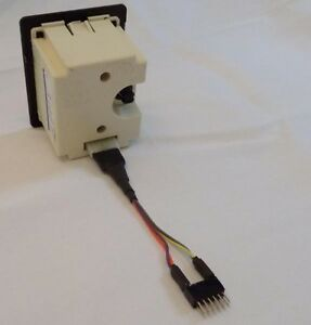 BMW E30 Euro clock plug and play adapter 13 Button OBC adapter