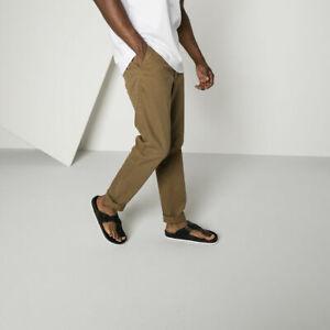 Birkenstock-Ramses-Exquisite-Kroko-Embossed-Leather-Sandals-EU-43-Men-039-s-10-10-5