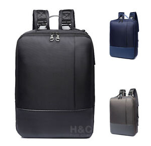Men-039-s-Portfolio-Briefcase-Attache-Case-Messenger-Shoulder-Laptop-Bag-Backpack
