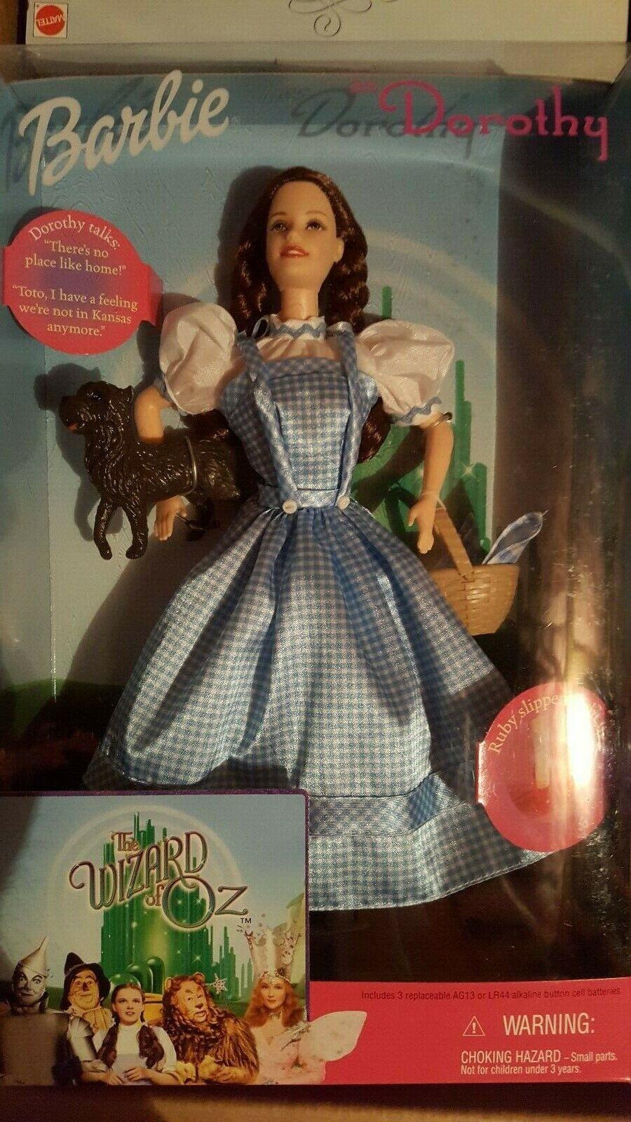 Barbie Mago De Oz competir Set (1999) - nunca quitado de la Caja-Todos son menta en caja como nuevo