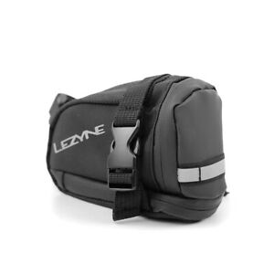 Lezyne S-Caddy Bike Bicycle Cycling Wedge-shaped Saddle Bag Pannier