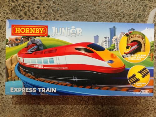 NEW Hornby Junior R1215 Express Train Set Battery Operated Age 4