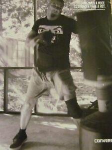 Phil Anselmo, Pantera, Converse Shoes