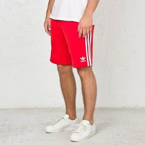 Aa1398 Red Details Fitted Track Large Adidas About Superstar Men's White Originals Shorts 67gybf