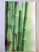 Fluval Chi Bamboo Decor Background Aquarium Decoration By Hagen Fits Both Sizes