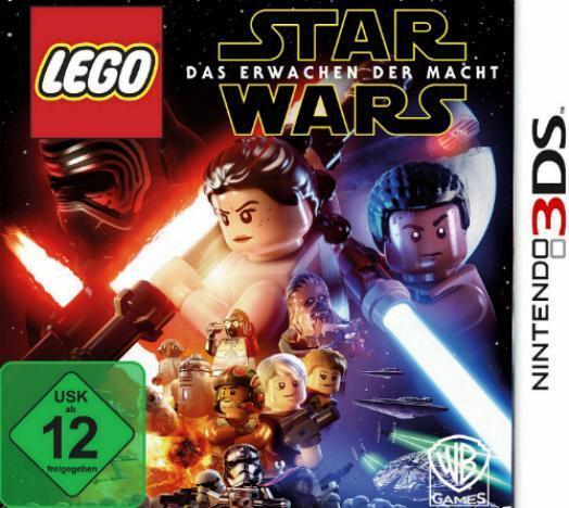 Nintendo 3DS Lego Star Wars 7 Das Erwachen - Occasion StarWars