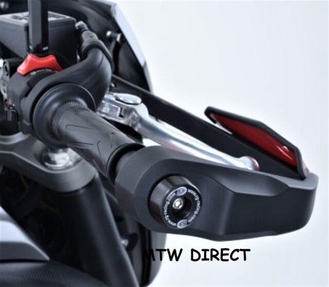 Yamaha MT-07 Moto Cage 2015-2017 R&G racing handlebar bar end crash protectors