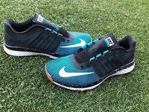 c961bc959c6c Men s Nike Zoom Speed TR3 TRAINING Shoe Blue and Black 804401 414 ...